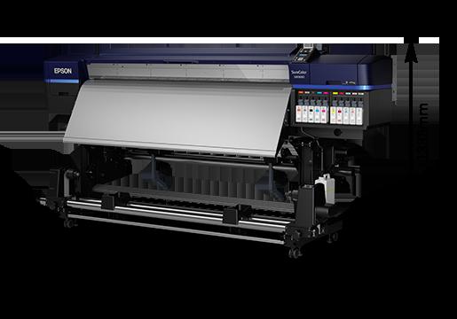 產品外觀尺寸 - Epson SureColor P6080產品規格