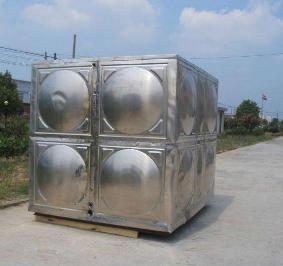不銹鋼水箱安裝