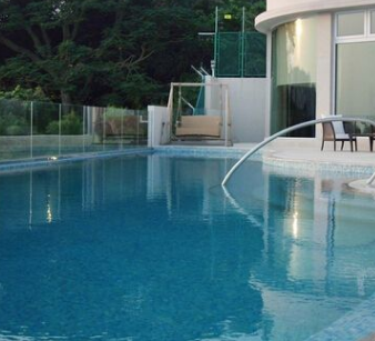 泳池设备安装