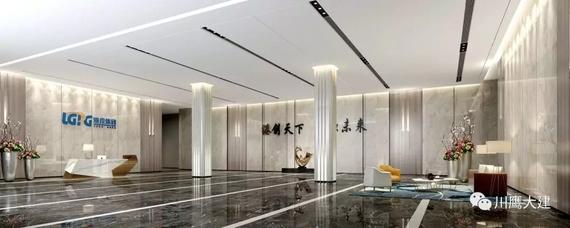 泸州临港投资集团办公楼檀木苏香业务技术用房项目