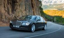 Bentley Flying Spur 高清图册