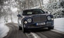 Bentley Mulsanne 高清图册