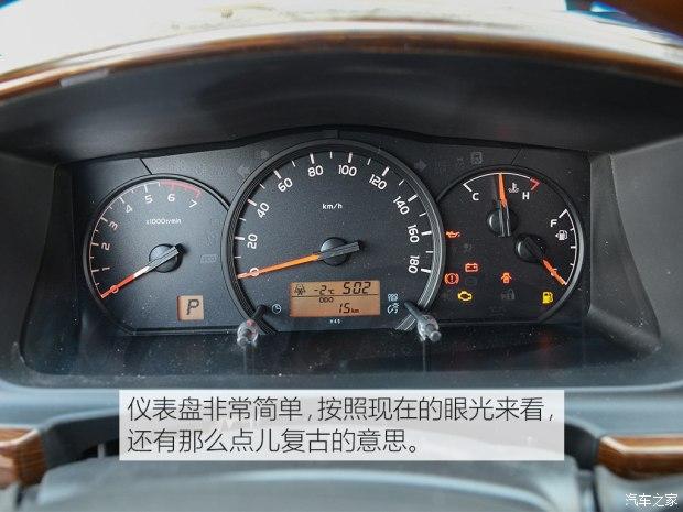 丰田(进口) HIACE 2011款 2.7L自动标准版13座