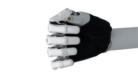 Foldaway fingers