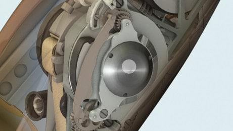 Graphic of the Vario-Gear