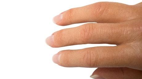 Custom-made fingers