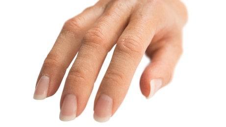 Paintable fingernails