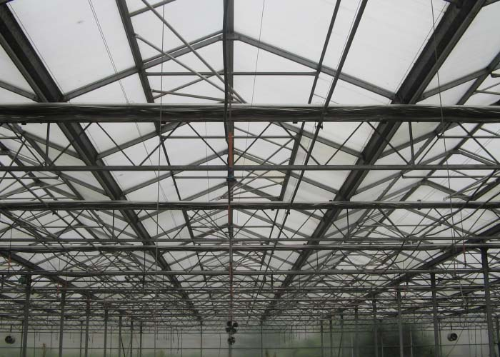 Polycarbonate (PC) Sheet Greenhouse for Vegetable