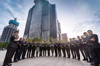 企业团队形象照拍摄丨你的团队拍了吗?