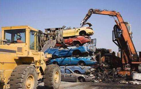 从报废轮胎中提取石油!