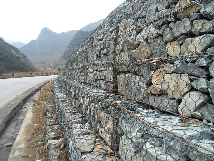 石笼网介绍及用途