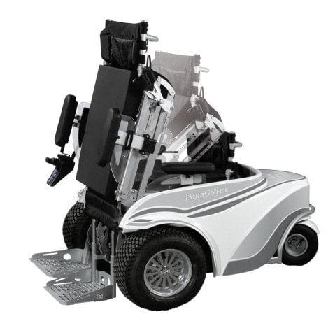 高尔夫运动助行器