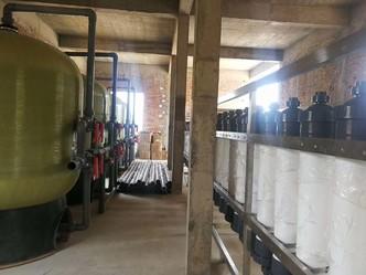 景洪普文镇5000立方净水处理nba直播人人体育