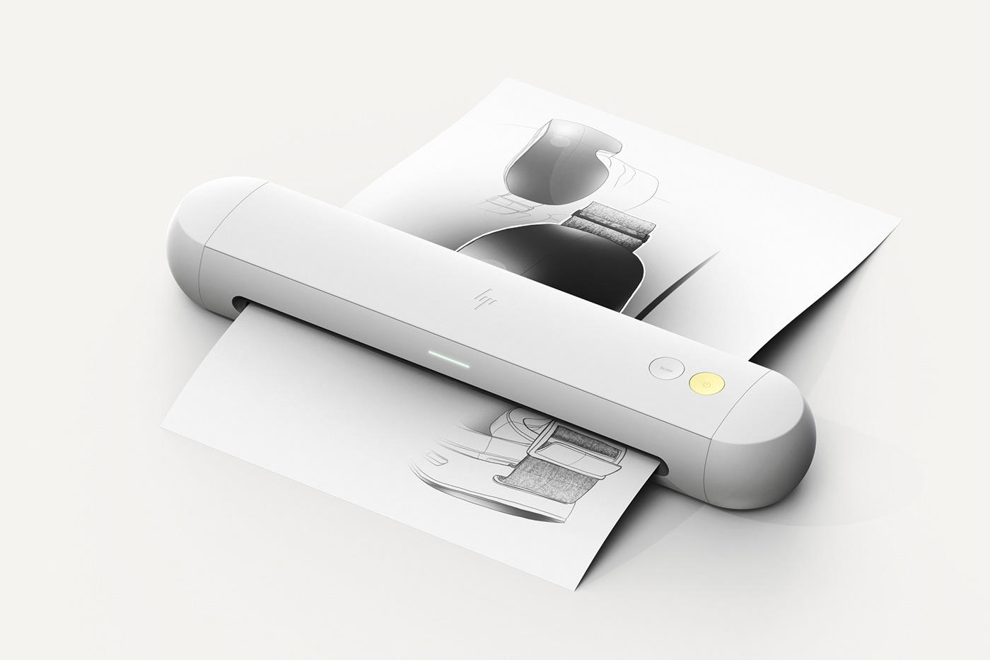 工业贝博官方下载链接公司贝博官方下载链接赏析—便携式打印机