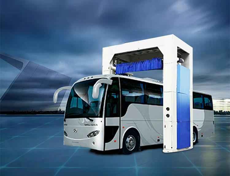 比格公交车大巴洗车机