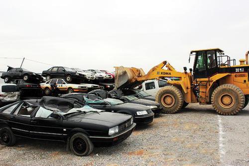 成都报废汽车回收