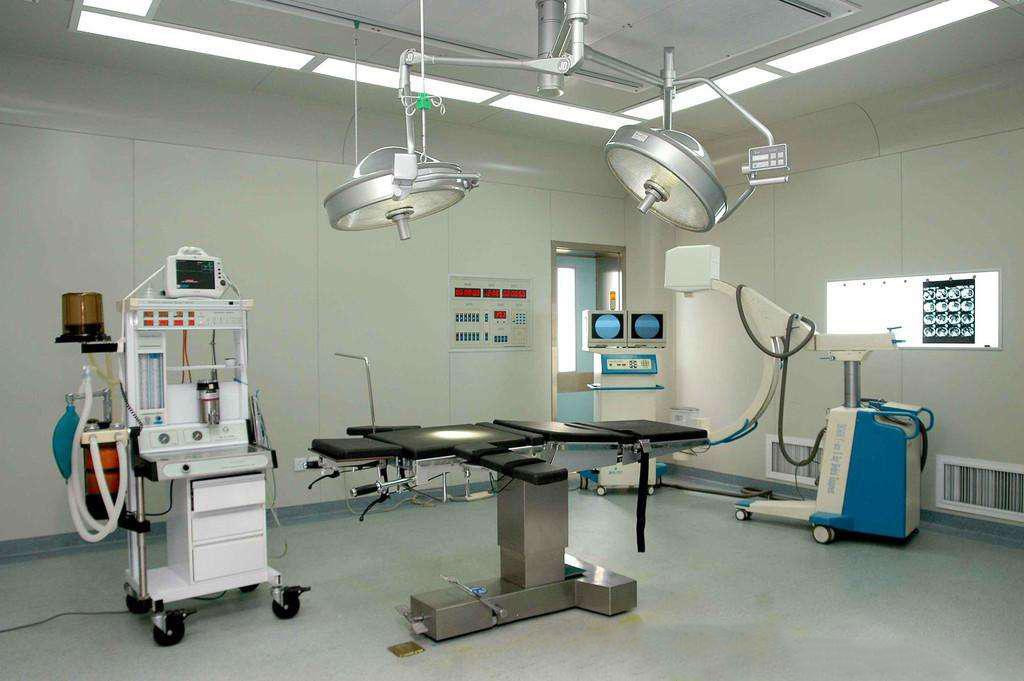 手术室净化 净化手术室