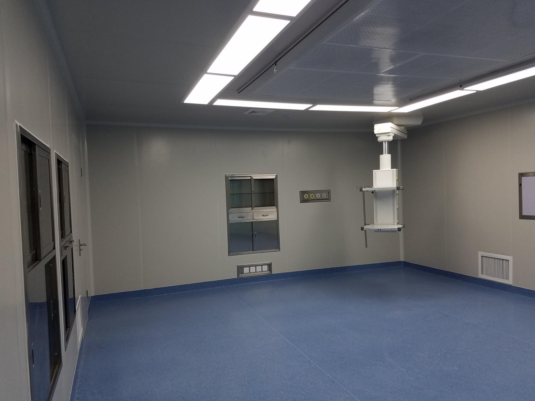 「洁净手术室改造升级项目」泸州新区医院