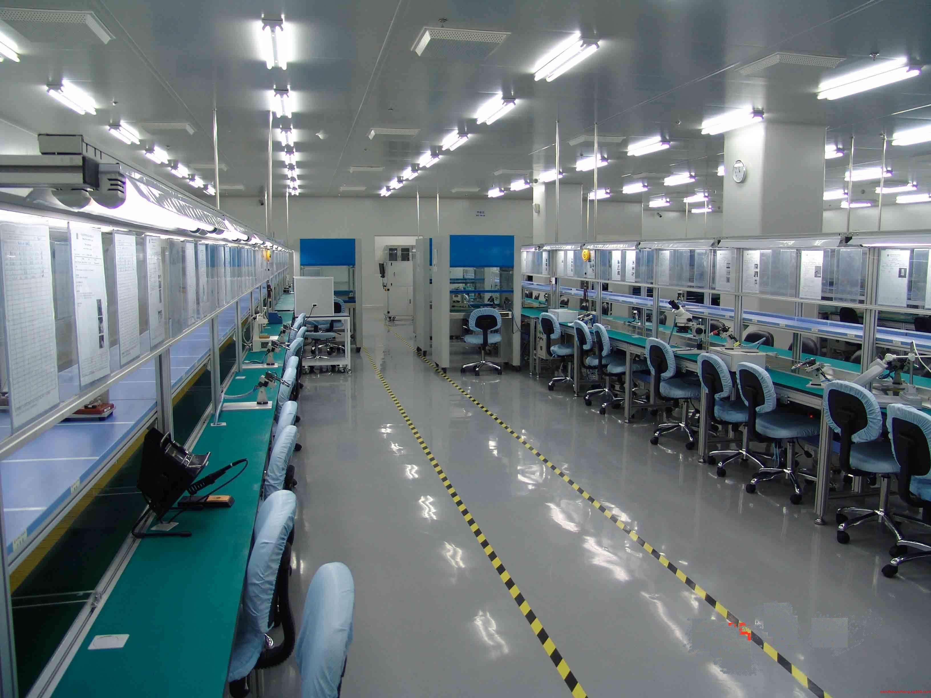 十级洁净工程公司 空气洁净处理方案