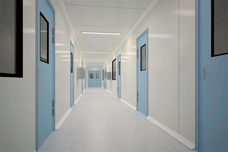 洁净手术室装修「甘孜州甘孜县人民医院」