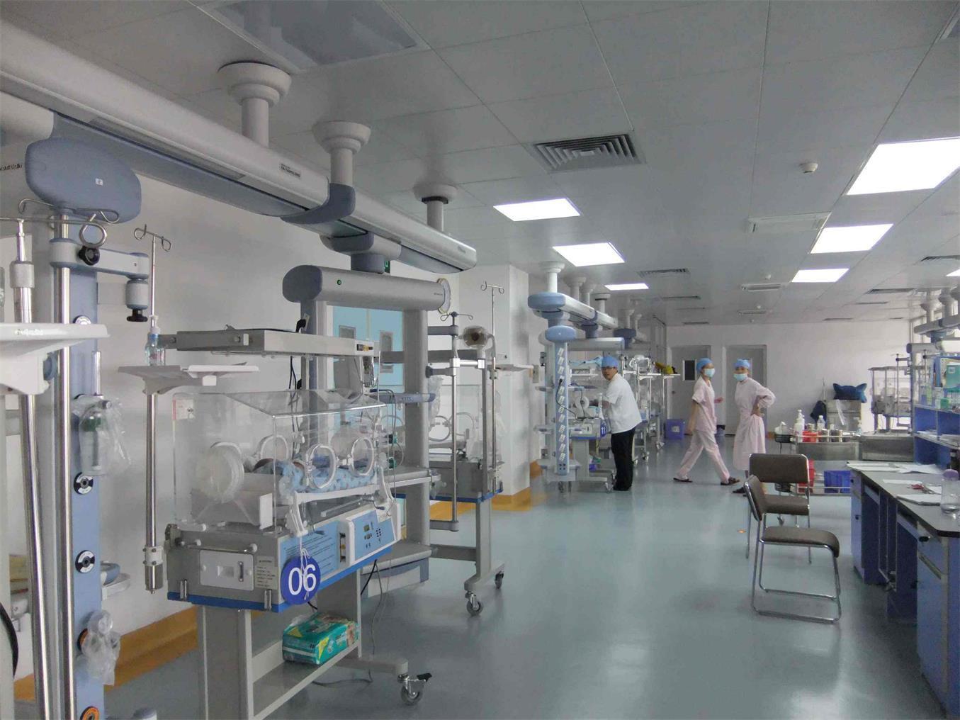 中高端医美手术室净化