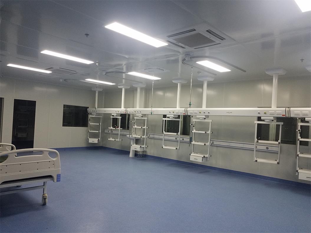 ICU净化装修