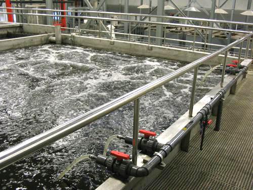 印刷厂废水处理工程